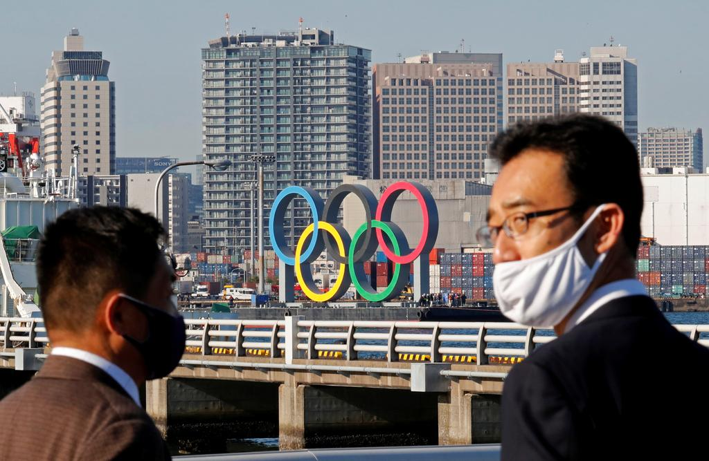 Cancelling Olympics remains an option, says Japan ruling party official