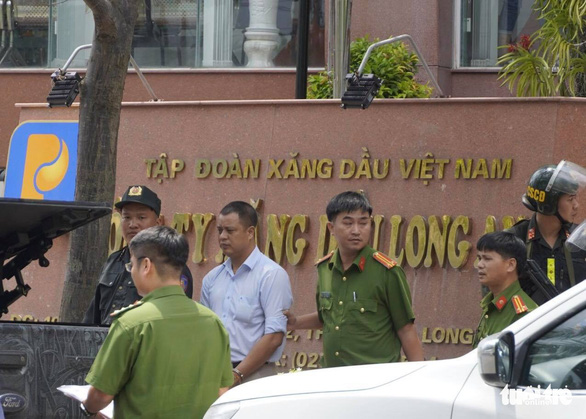 Provincial head of Vietnam's Petrolimex subsidiary arrested following fuel smuggling allegations
