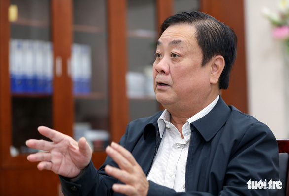 Vietnamese agriculture minister envisions world-famous 'Mekong Delta' brand