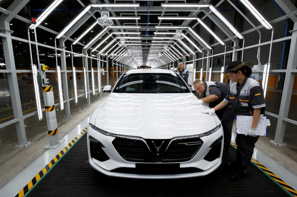 Vingroup looks to establish second car plant in central Vietnam