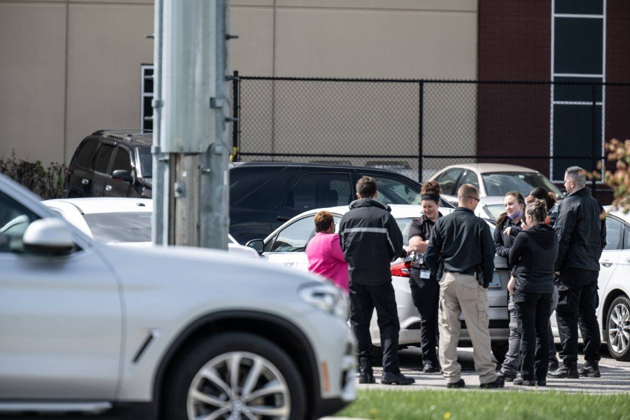 Another US mass shooting leaves eight dead in Indianapolis