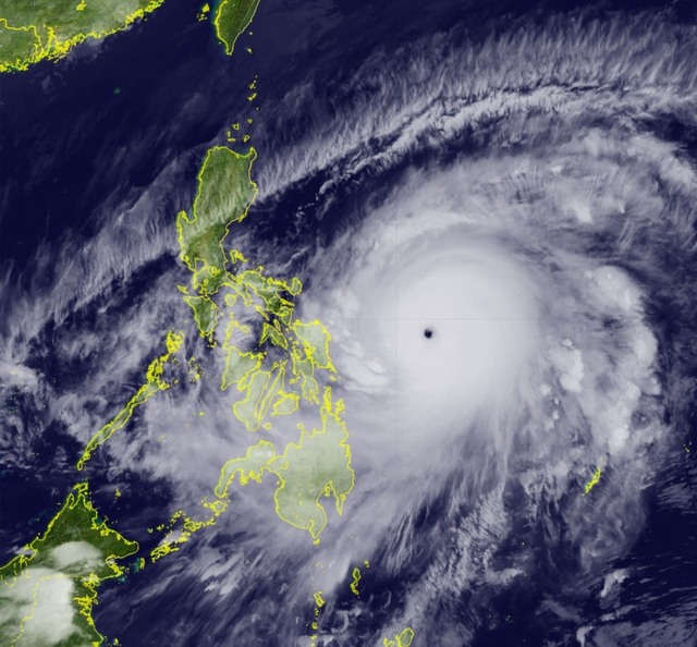 Vietnam braces for Super Typhoon Surigae