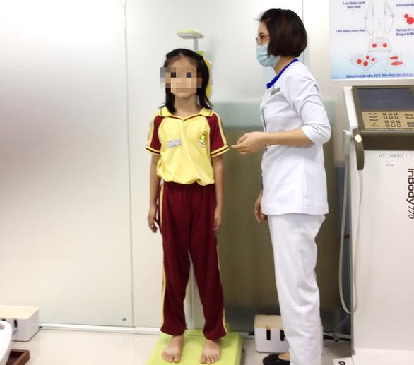 Youth's height improves, children's obesity soars in Vietnam