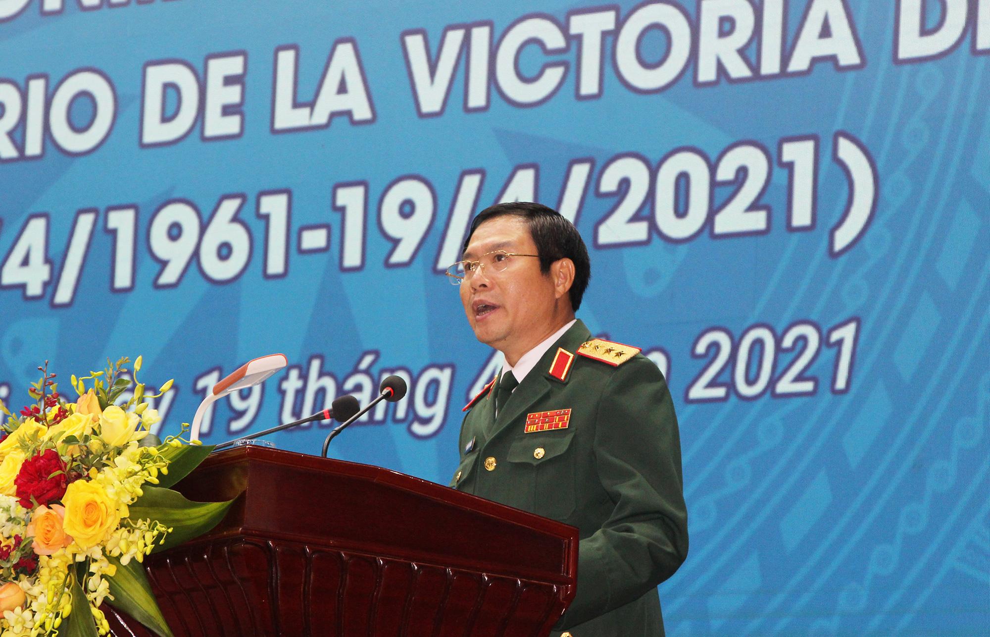 Cuba's Girón victory celebrated in Hanoi