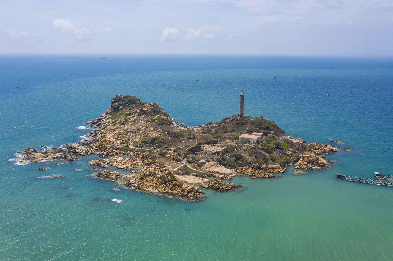 Vietnam's coastal central region looks stunning in these aerial photos
