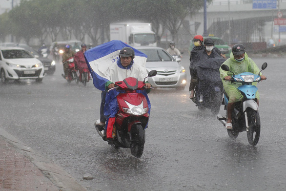 More rain forecast to hit southern Vietnam