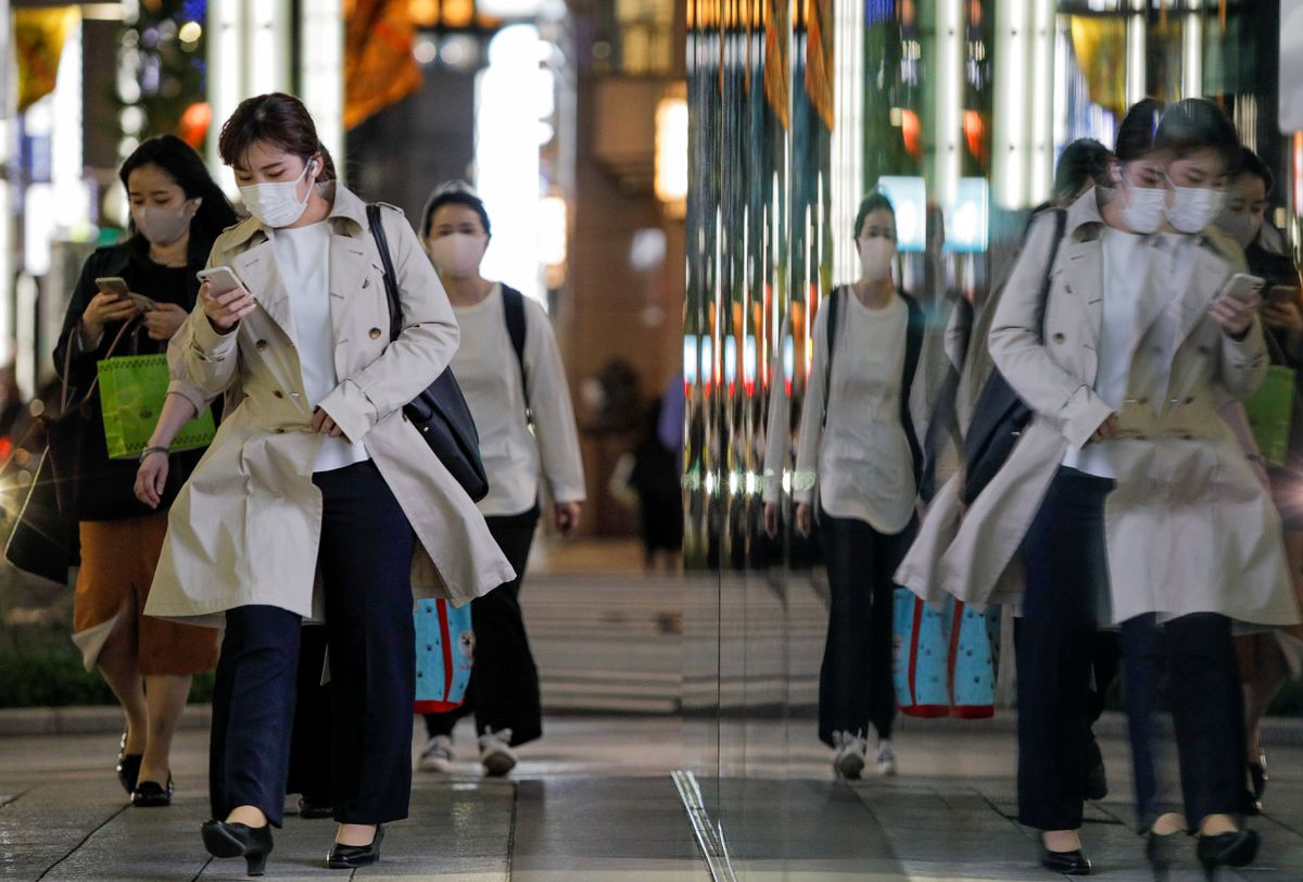 Japan to declare 'short, powerful' emergency in Tokyo, elsewhere