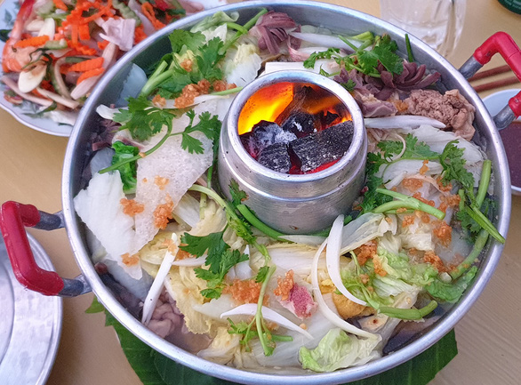 The free-spirited charm of Vietnam's Mekong Delta reveals itself in vintage hotpot