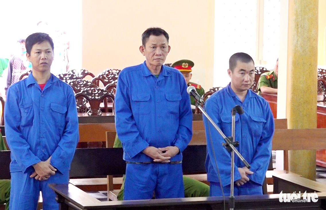 Three men jailed for organizing illegal emigration from Vietnam to Cambodia
