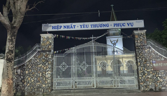 Man held after stabbing priest in Vietnam's Central Highlands province