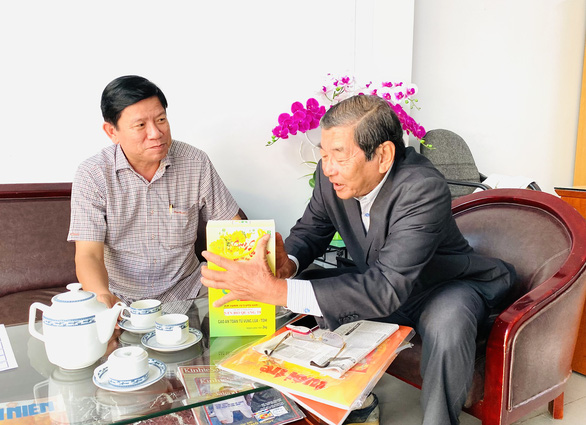 """""""Father"""" of Vietnam's ST25 rice proceeds with trademark registration in US"""
