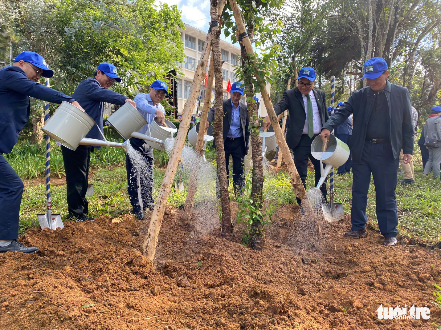 Vietnam's Lam Dong Province starts planting 50 million trees, with focus in Da Lat City
