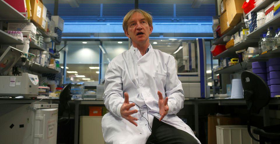 Co-creator of AstraZeneca COVID shot defends safety amid clot concerns