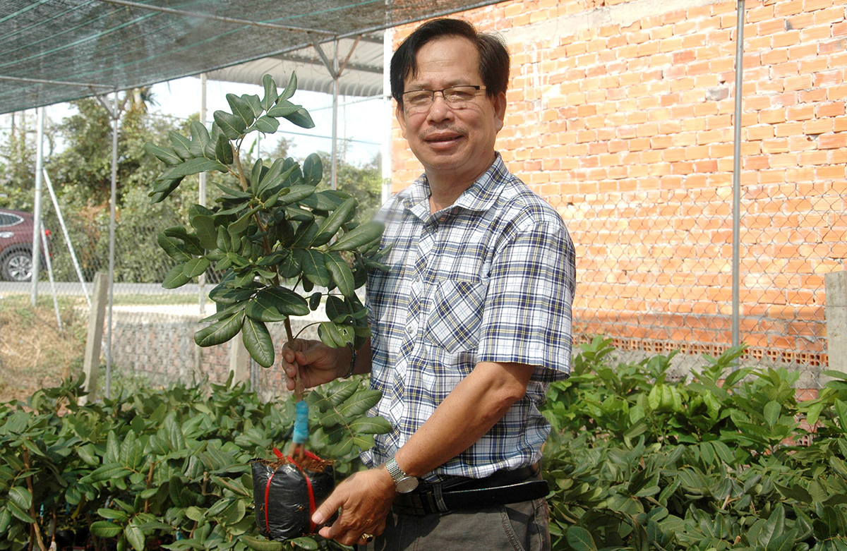 Vietnamese scientist escapes from academia to help farmers in hometown