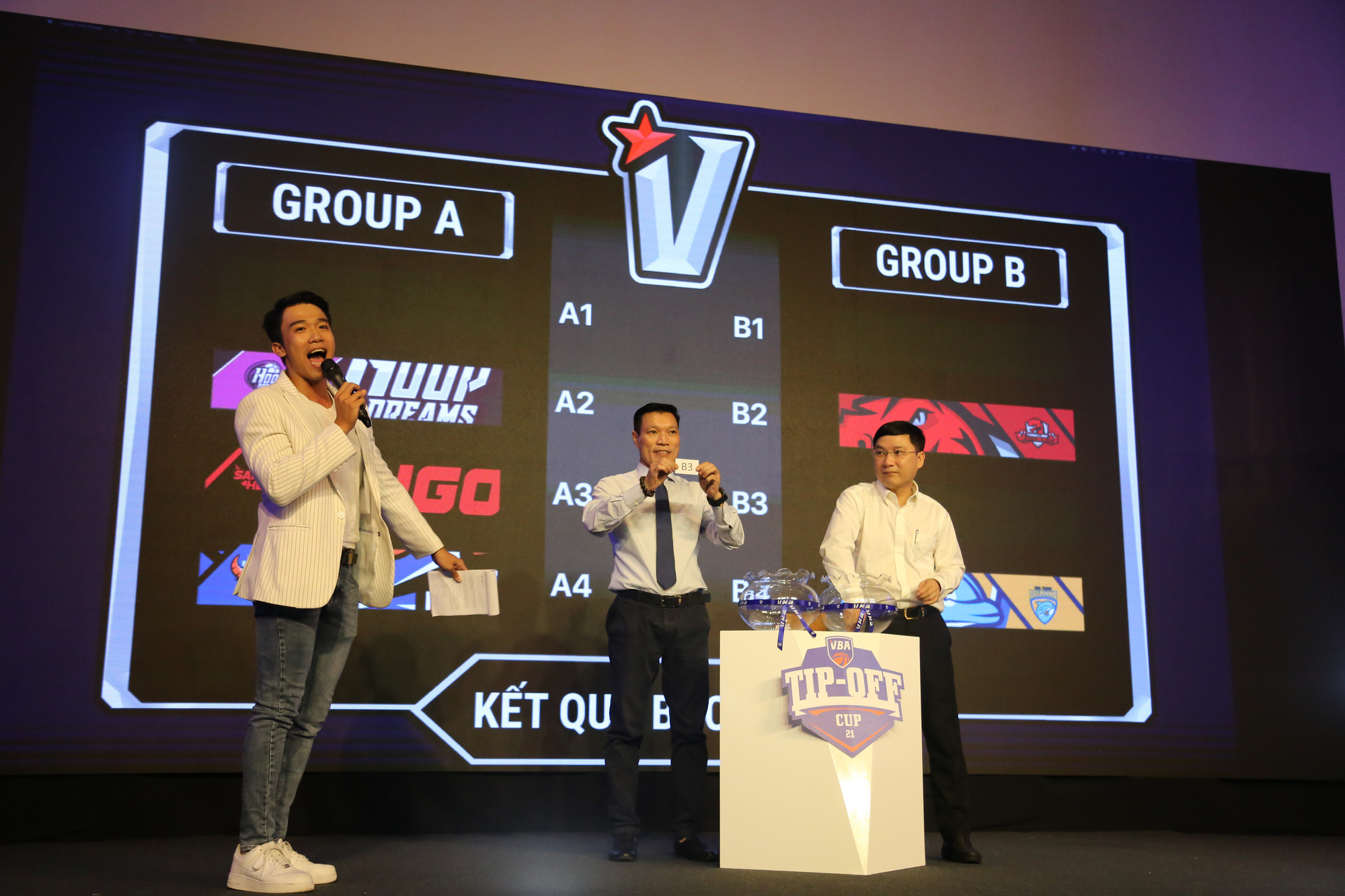 Vietnam Basketball Association announces changes to format in new season