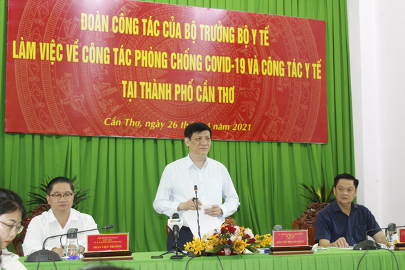 Fourth COVID-19 wave not off the table: Vietnam health minister