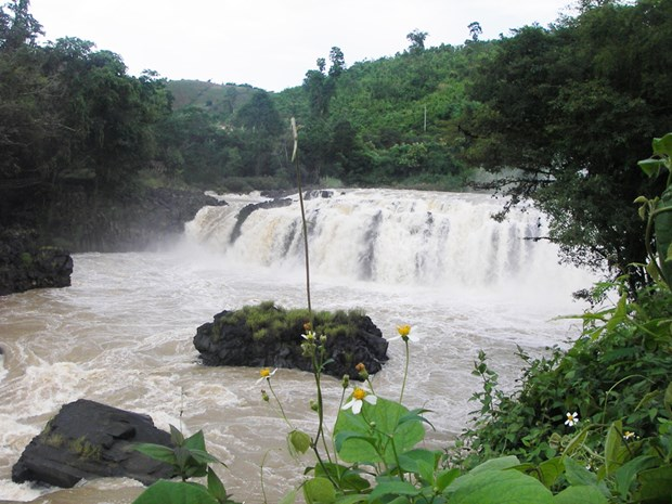 Missing Russian man's body found at waterfall in Vietnam's Central Highlands