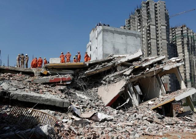 Magnitude 6.2 earthquake strikes India's Assam: EMSC