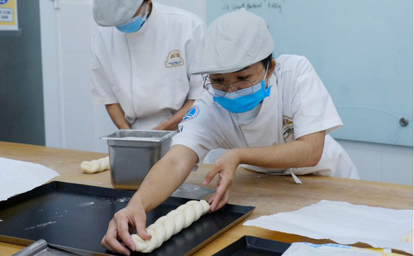 This French bakery nurtures poor students' dreams in Ho Chi Minh City