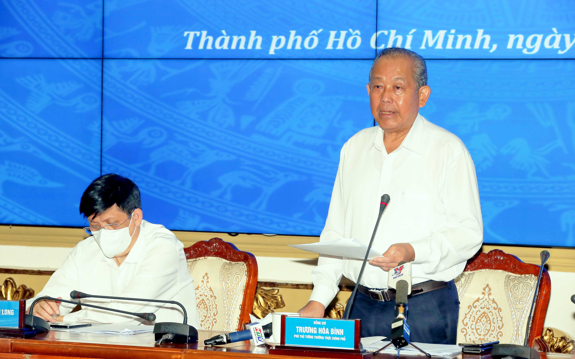 Ho Chi Minh City must activate COVID-19 prevention system at highest level: health minister
