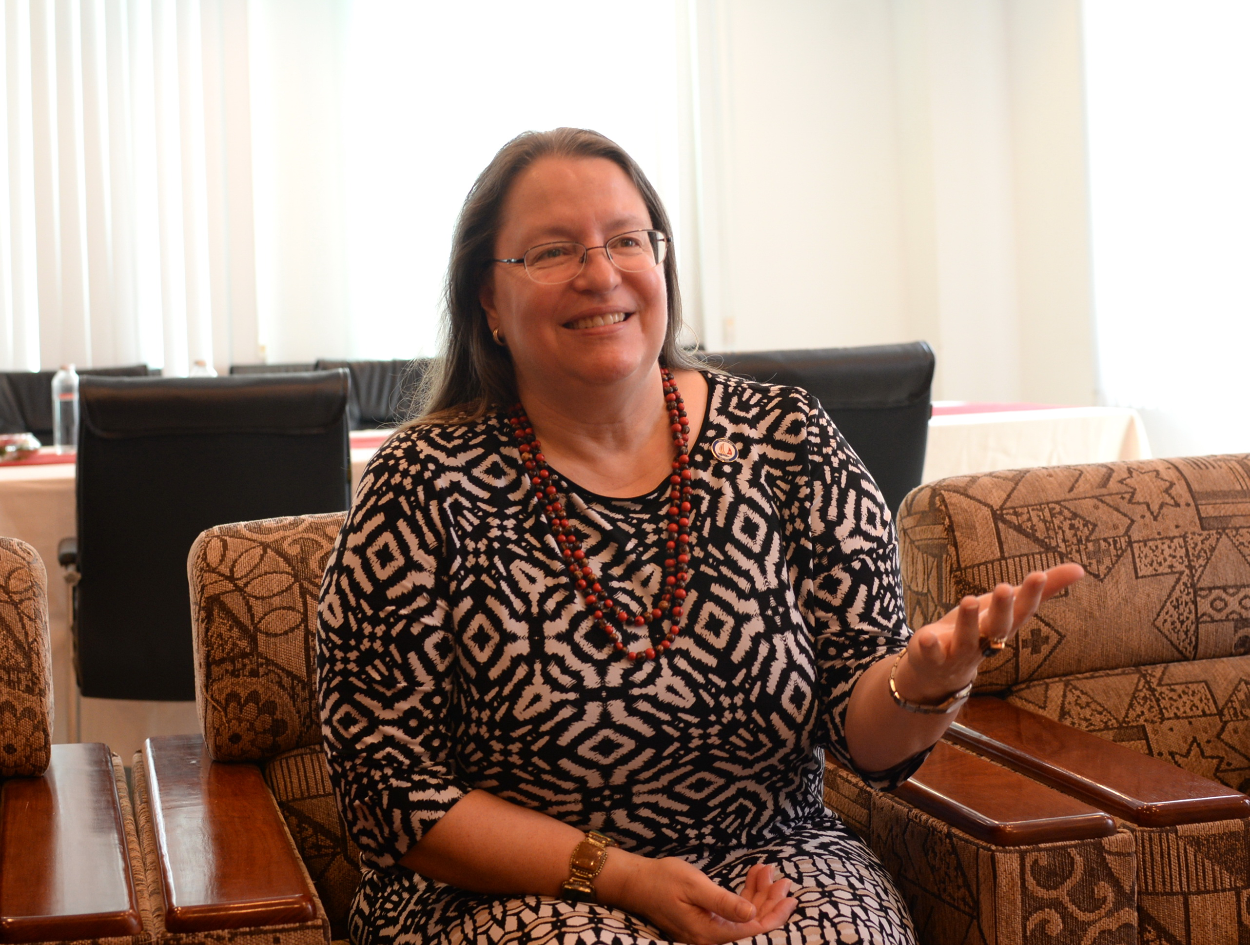 US, Vietnam create peace together: Consul General Marie Damour