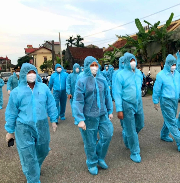 Vietnam health ministry announces 3 local coronavirus infections on morning of Reunification Day