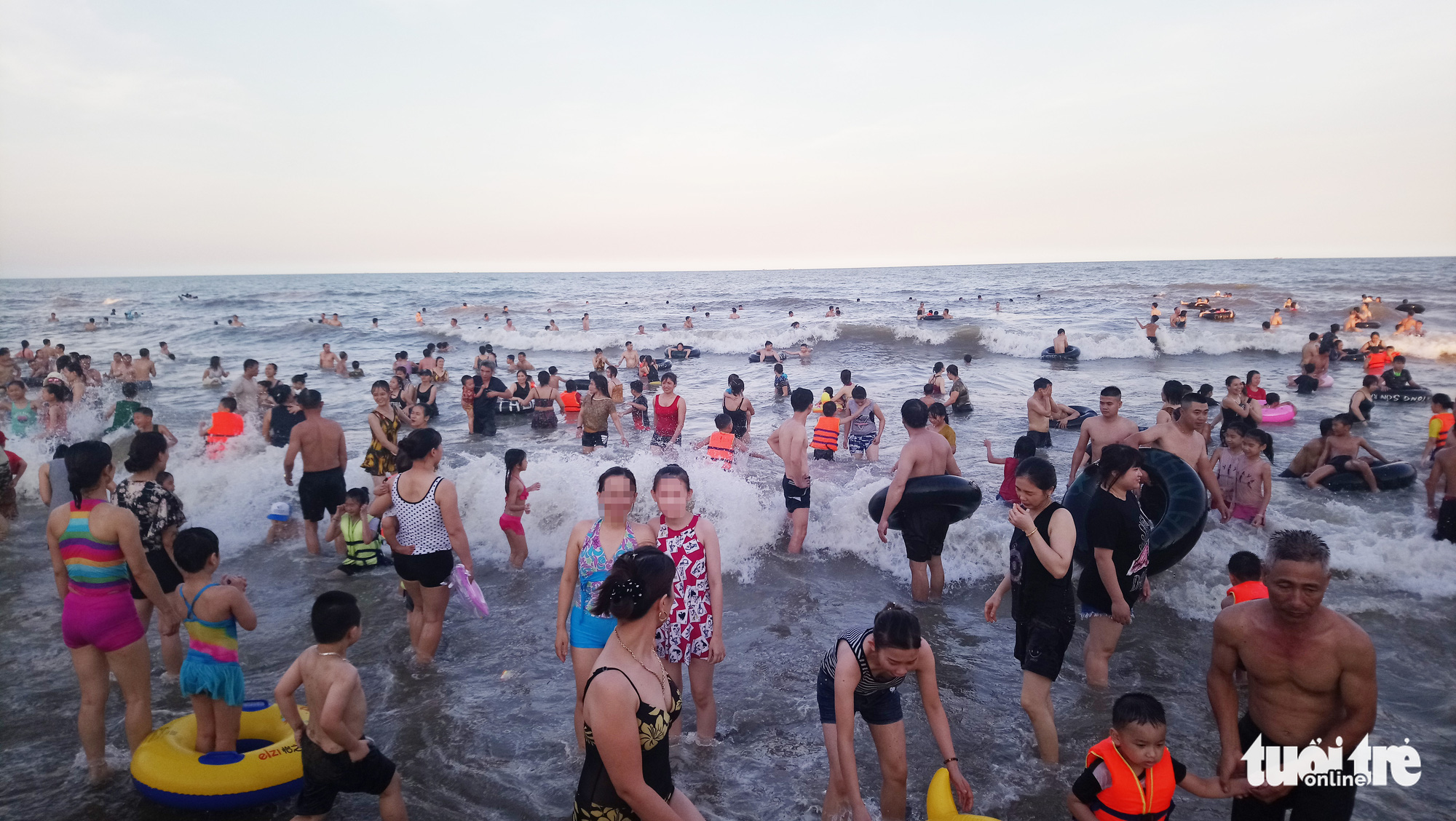 Mass cancellations over COVID-19 fear concern hotel owners in north-central Vietnamese beach city