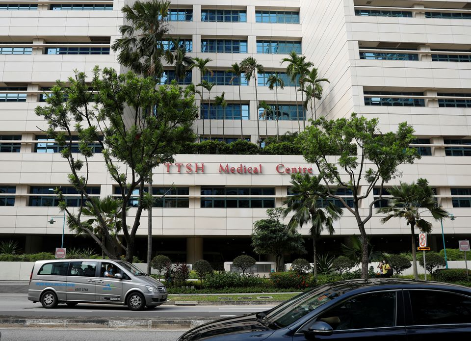 Singapore finds COVID-19 cluster in hospital as local cases climb