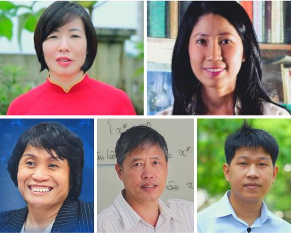 Five Vietnamese enter Asia's top 100 scientists