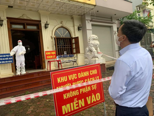 Vietnam detects 'double mutant' Indian variant of coronavirus for 1st time