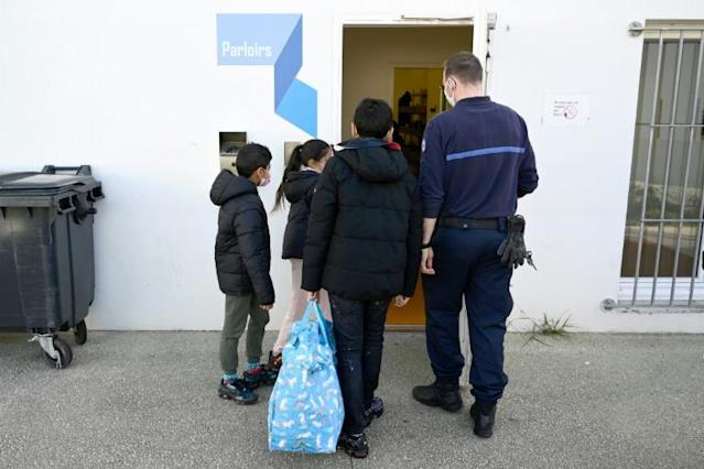 France's independent body, the Defender of Rights, says the best interests of the child are still not sufficiently taken into account in the country's prisons. Photo: AFP