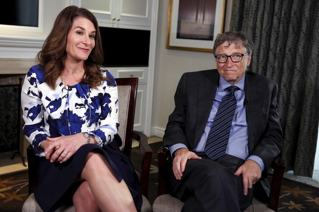 Bill and Melinda Gates file for divorce, shaking philanthropic world
