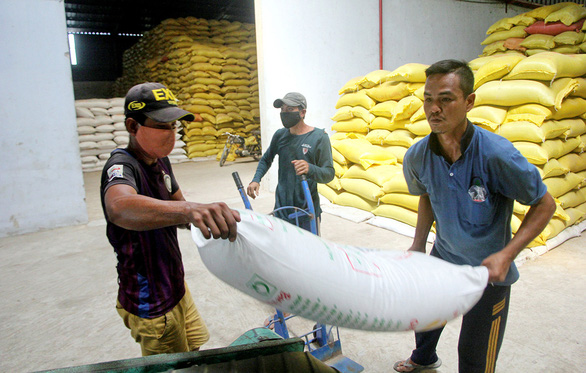 Vietnam acts against Australian firm's premium rice trademark registration