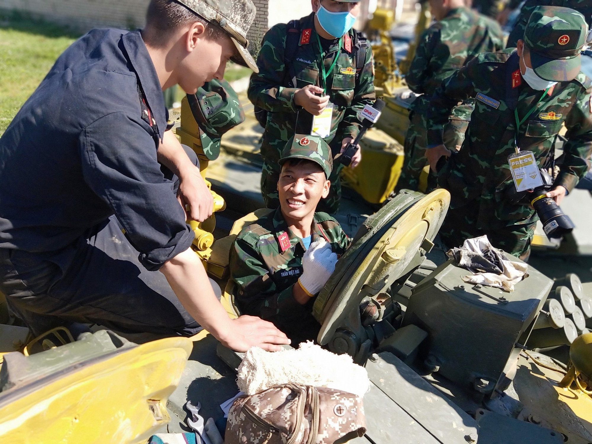 Vietnam prepares plans to host two International Army Games events