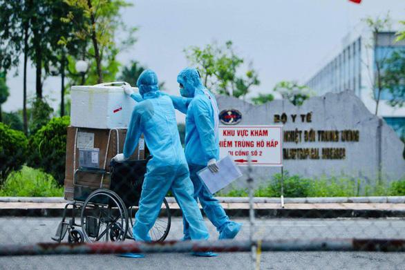 14 coronavirus cases detected at hospital in Hanoi