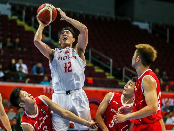 Viet Capital Bank inks sponsorship deal with Vietnamese men's national basketball team