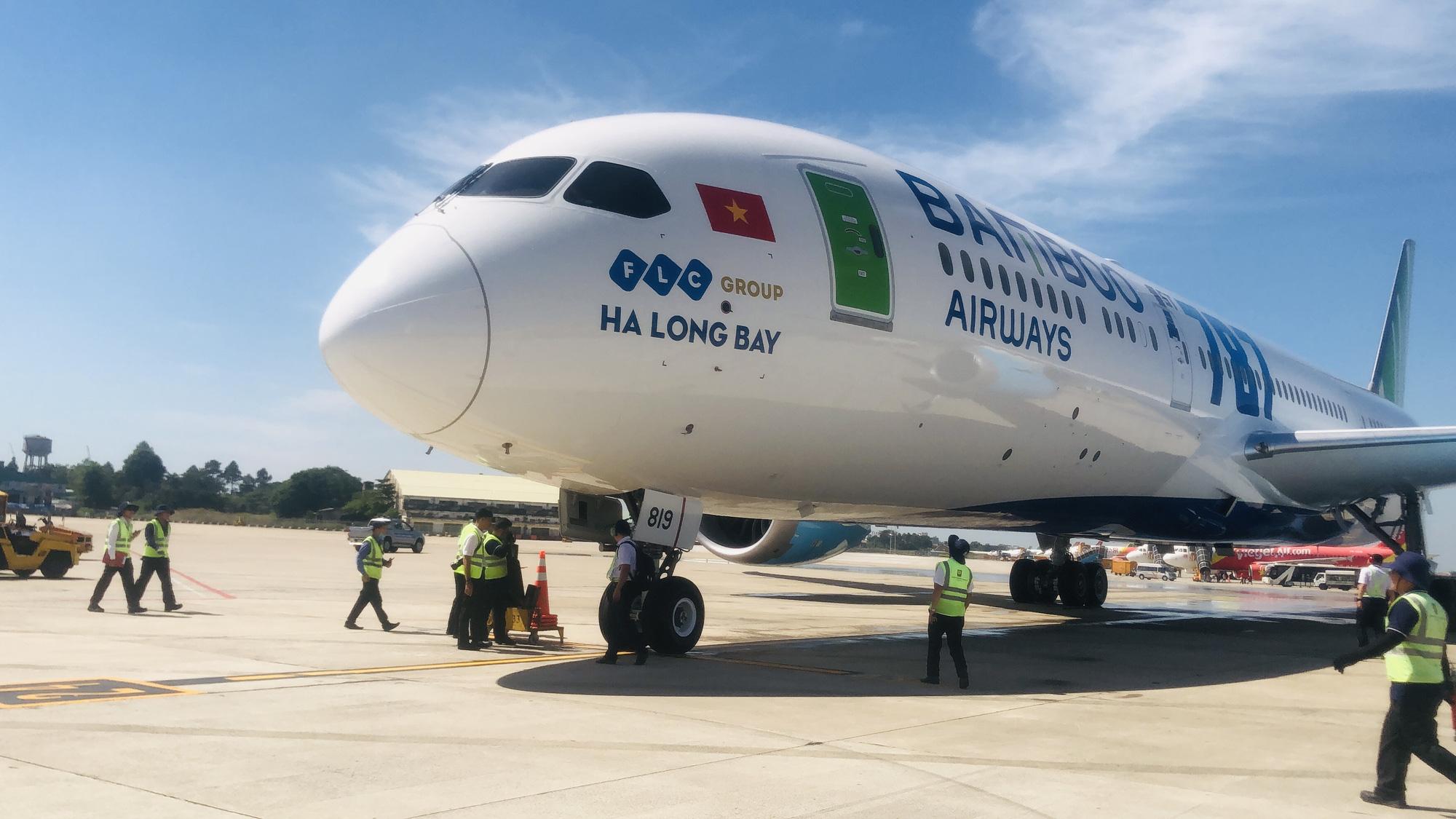 Vietnam's Bamboo Airways allowed to launch direct flights to U.S.