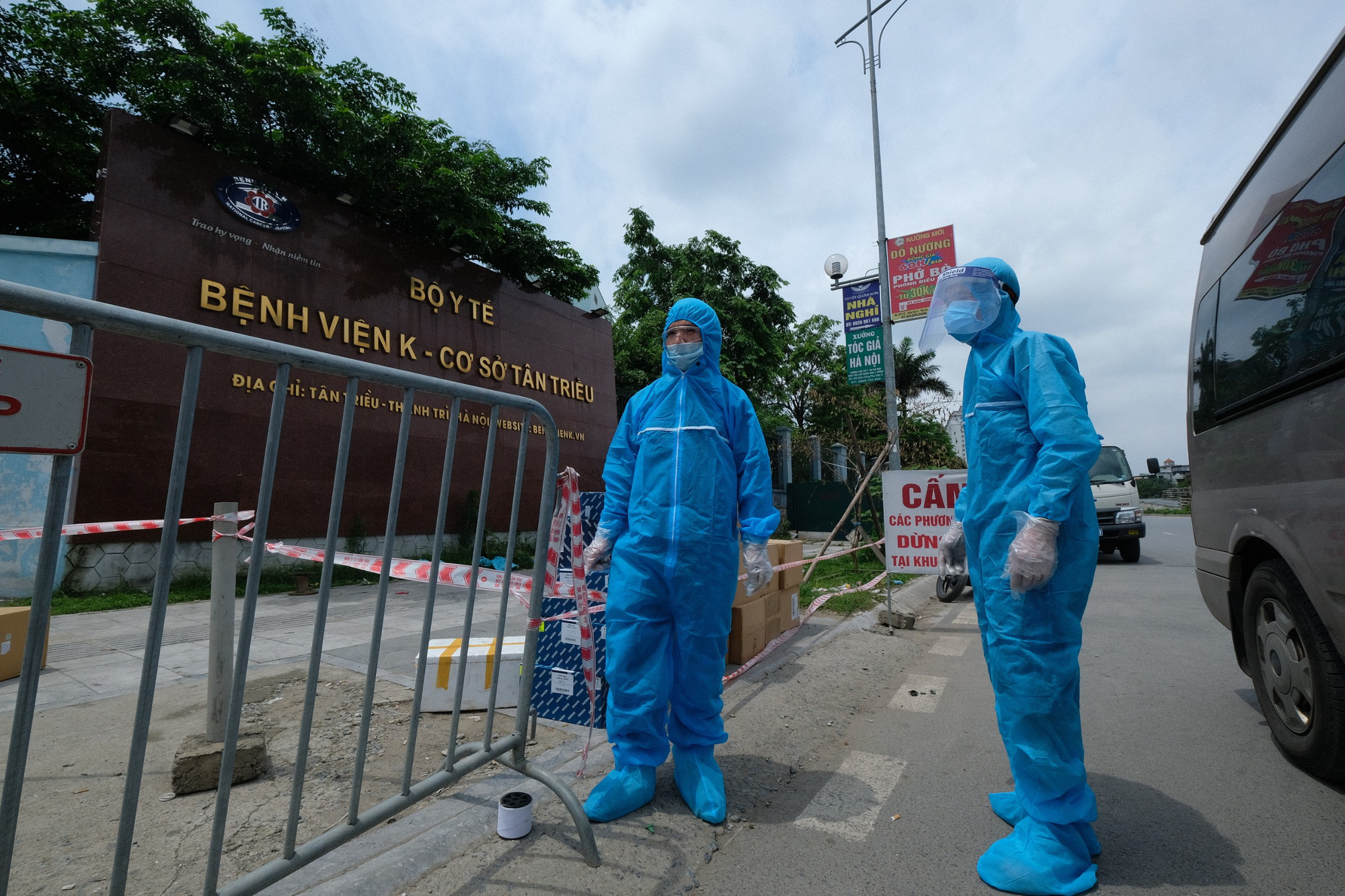 Local coronavirus infections surge after public holiday in Vietnam