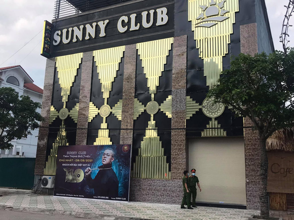 Police verify videos of striptease club, allegedly a COVID-19 cluster, in northern Vietnam