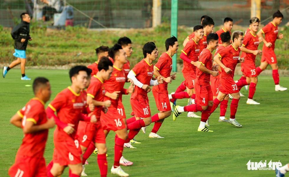 Vietnam to play Jordan in World Cup qualifier preparation match