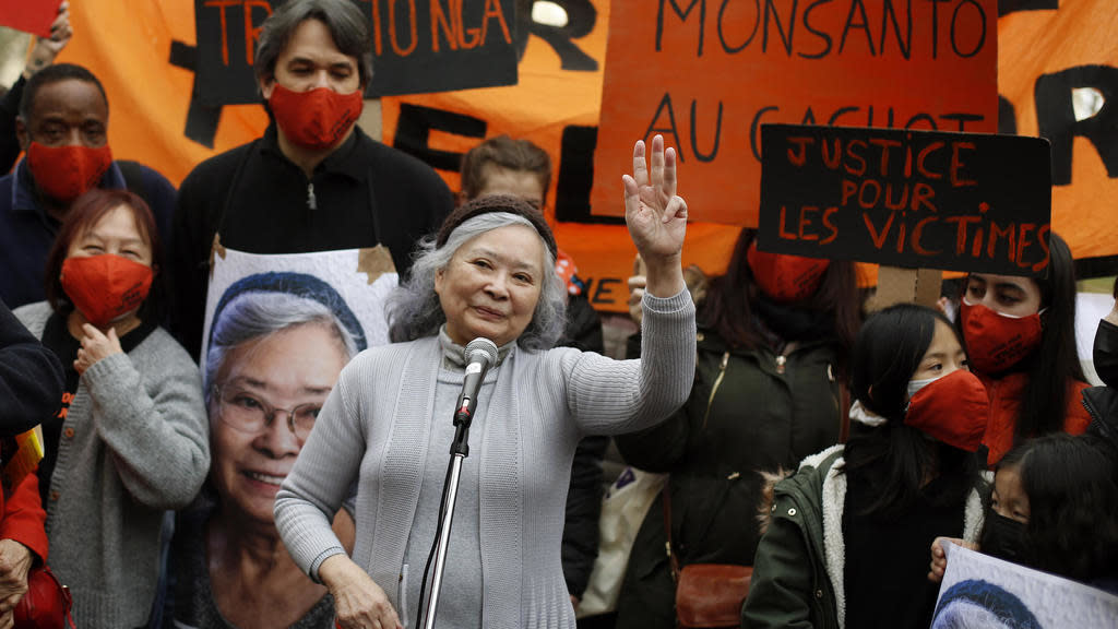 French court rejects claim for 'Agent Orange' damage in war in Vietnam