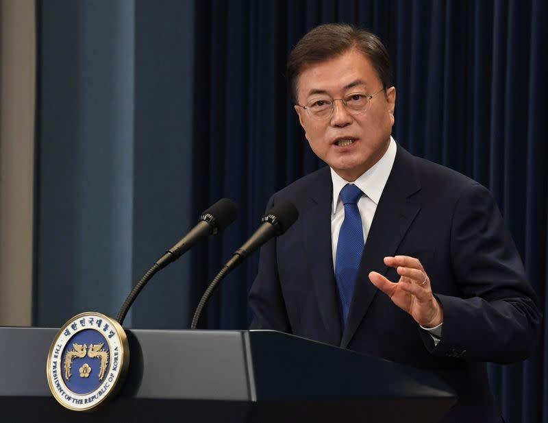 Analysis: S.Korea's COVID-19 vaccine shortages overshadow Moon-Biden summit