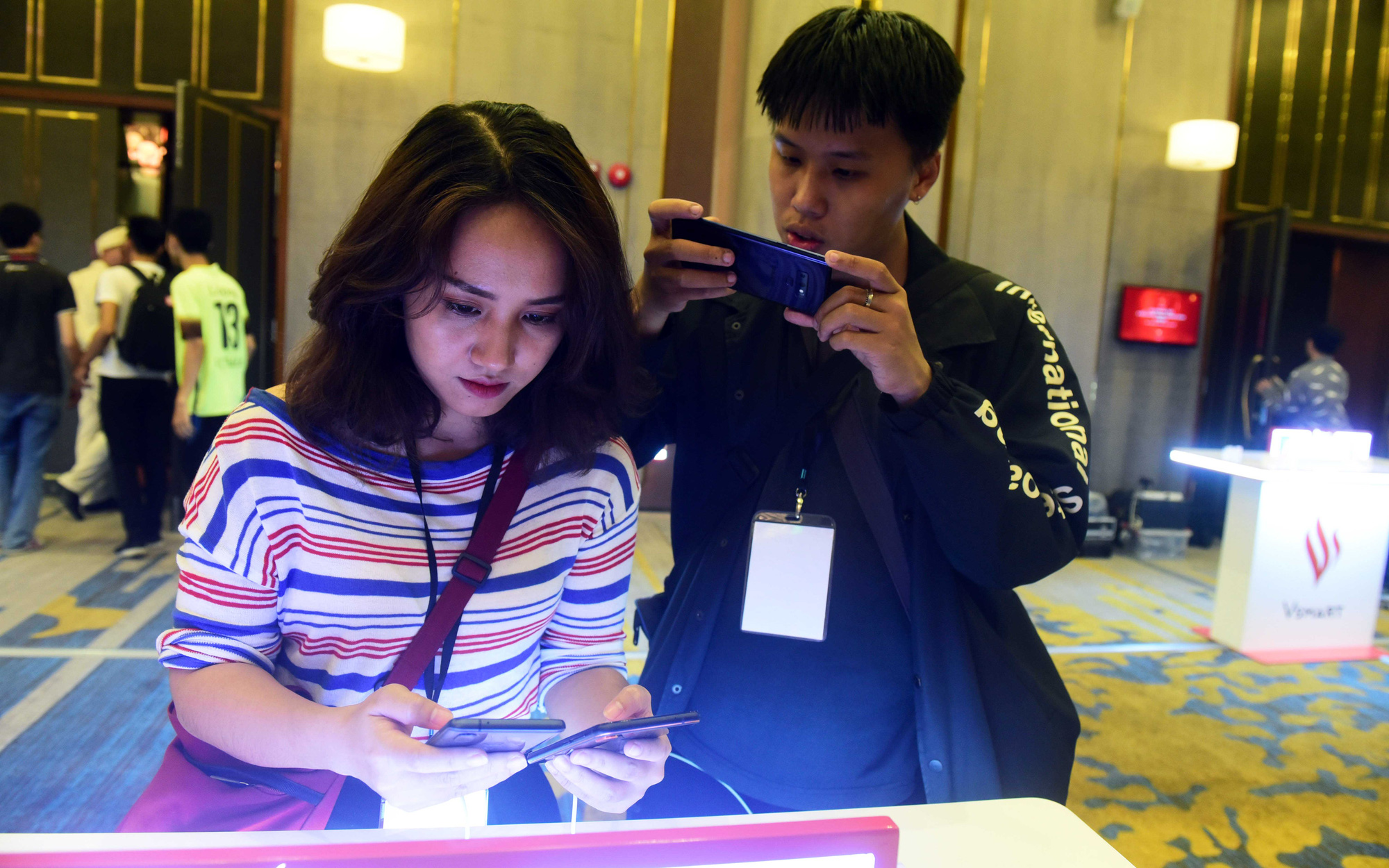 Vingroup's withdrawal from smartphone sector hints at Vietnamese handset brands' unforeseeable misadventure