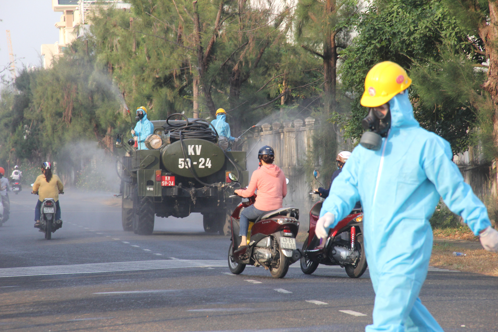 8,000 subject to COVID-19 testing at Da Nang industrial park following detection of suspected cases