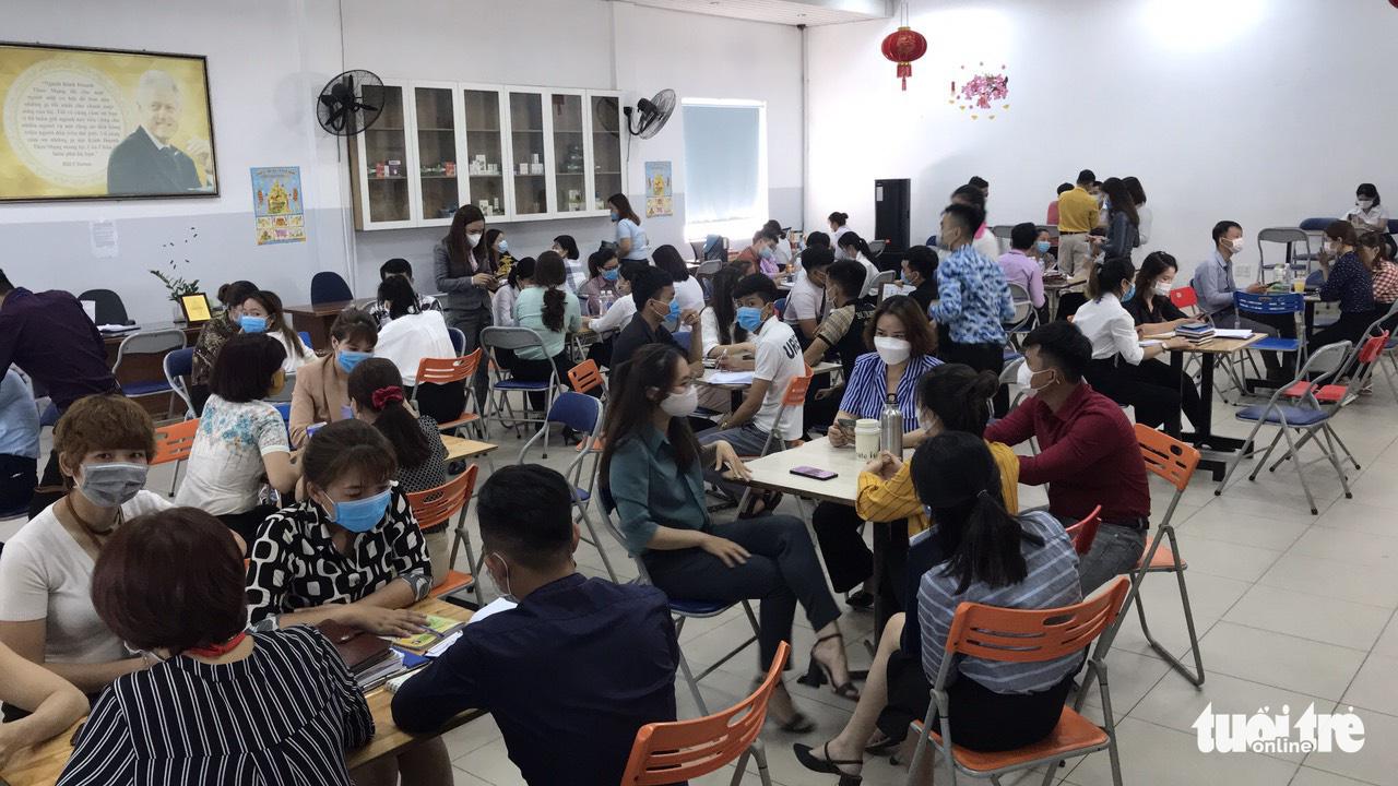 Vietnam's Da Nang books company for hosting over 100 people in office despite COVID-19