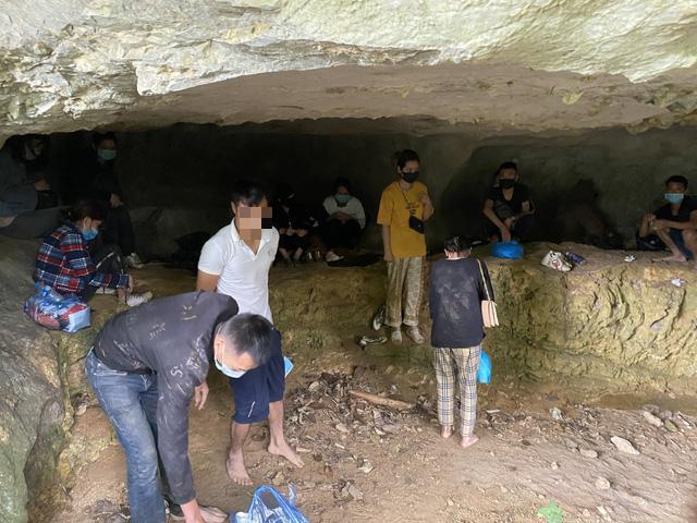 44 Vietnamese border jumpers detected in northern Vietnam
