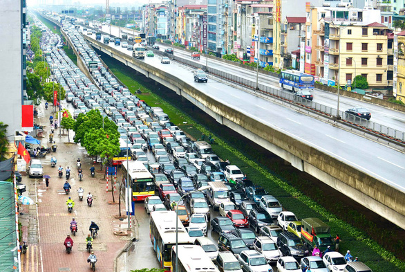 Hanoi, northern provinces propose $6.9bn outer belt