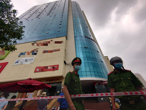 State-owned company director suspended for breaking Vietnam's COVID-19 prevention rules
