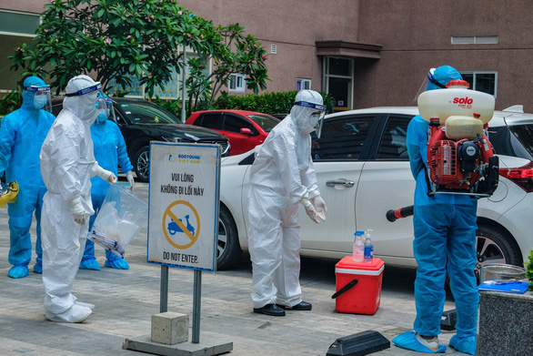 Vietnam announces sharpest-ever daily rise in local coronavirus infections