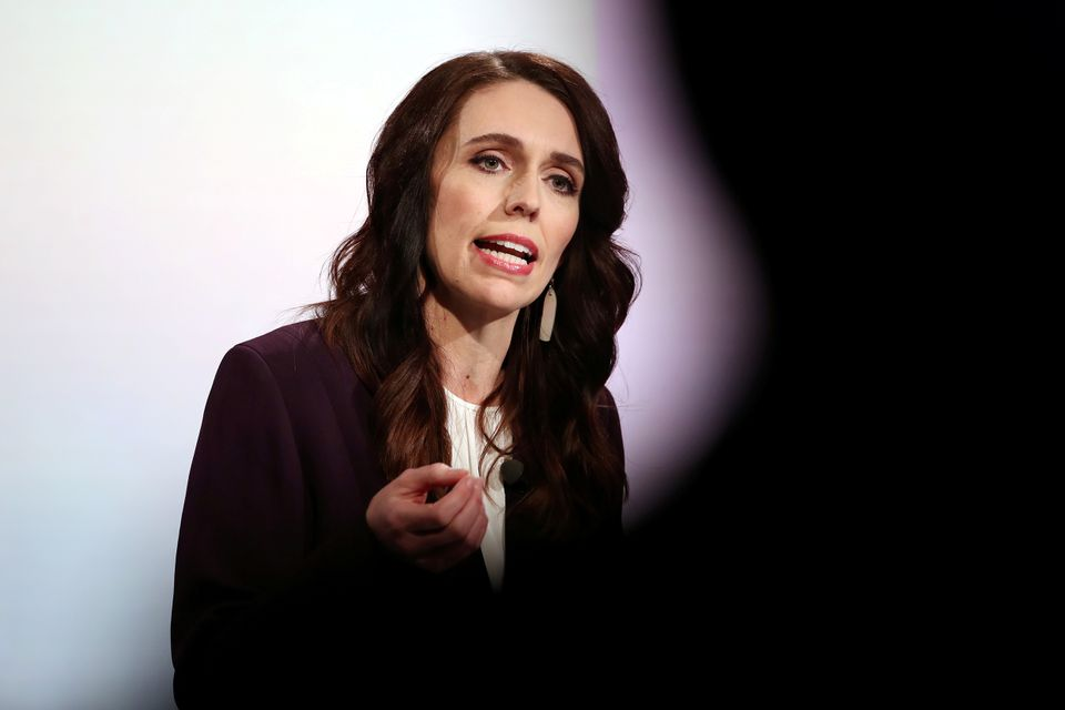New Zealand PM says to fight hate, study social media algorithms